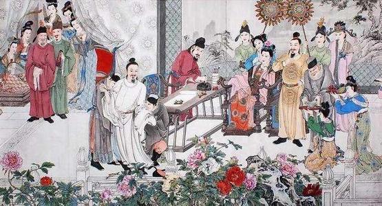 【中国酒文化】唐朝诗人笔下的酒情怀(图文)